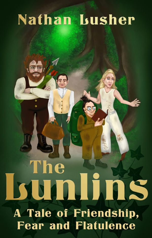 Picture of The Lunlins – A Tale of Friendship, Fear and Flatulence