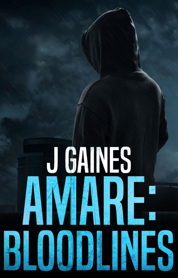 Picture of Amare: Bloodlines