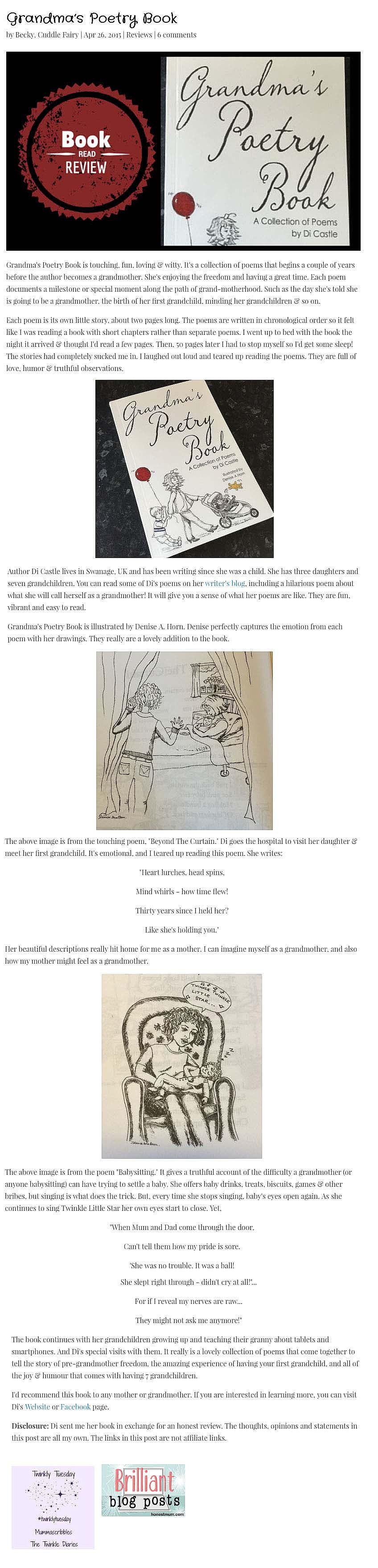 Grandchildren Poems 6