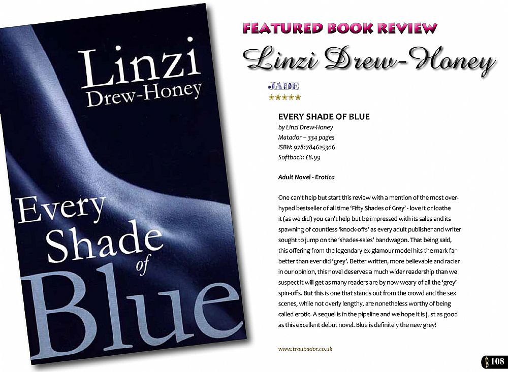 Every Shade Of Blue - Troubador Book Publishing