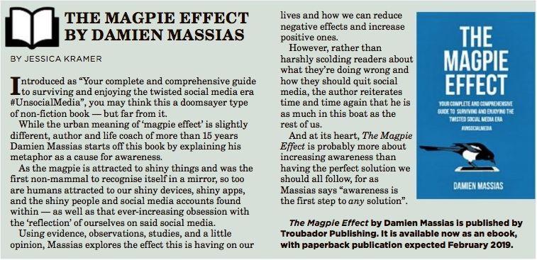 The Magpie Effect - Troubador Book Publishing