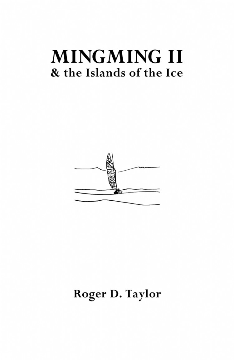 Troubador Mingming II & the Island of the Ice