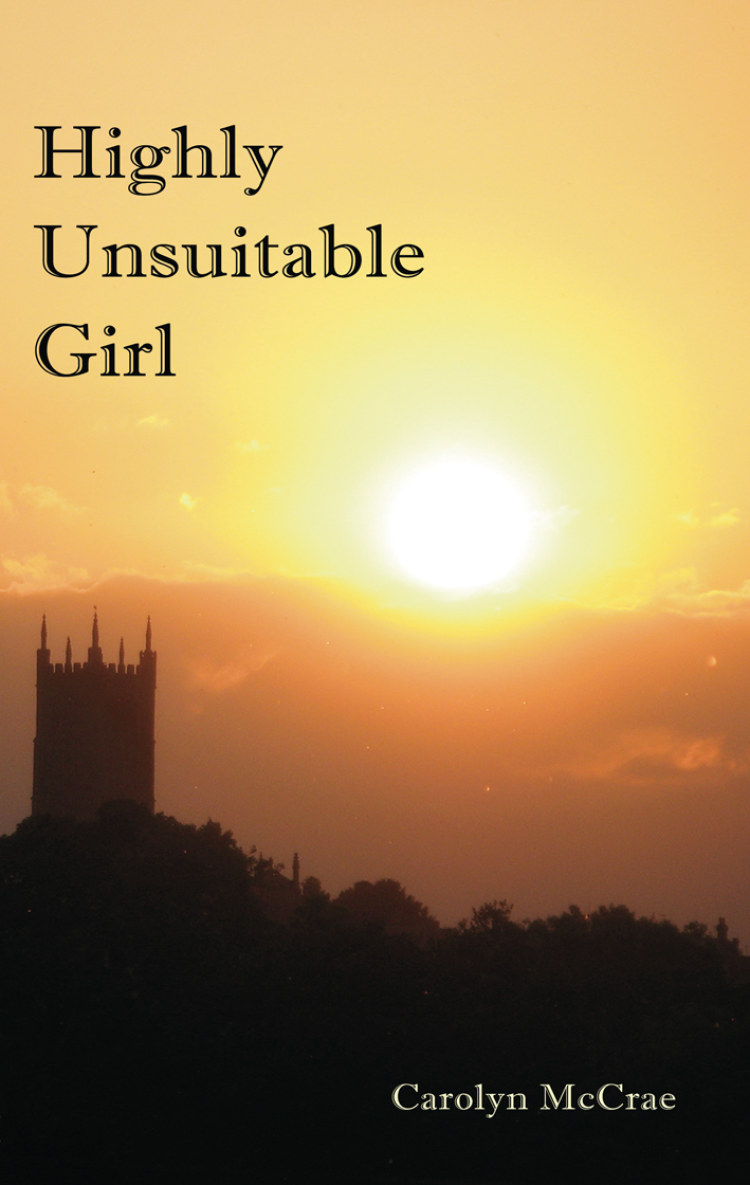 Troubador Highly Unsuitable Girl