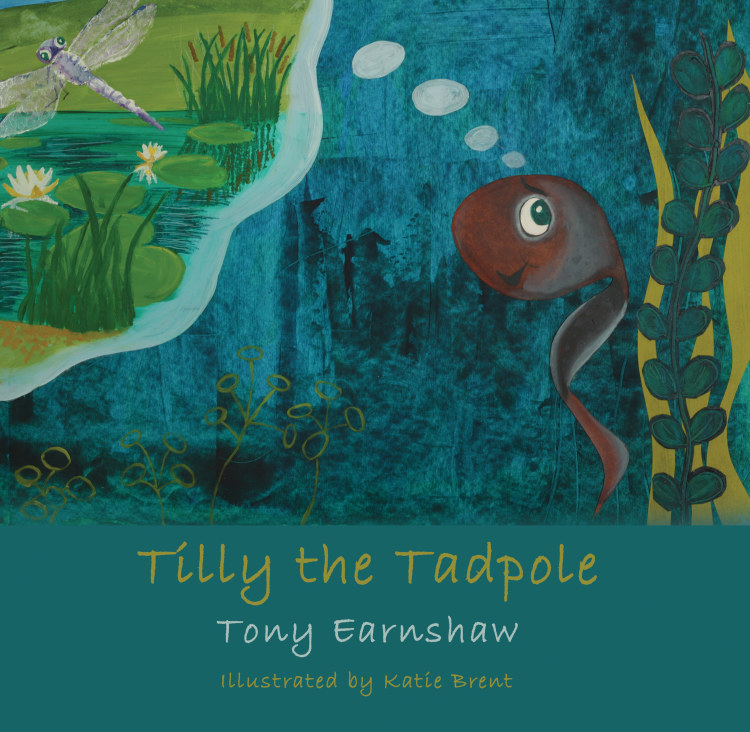 Troubador Tilly the Tadpole