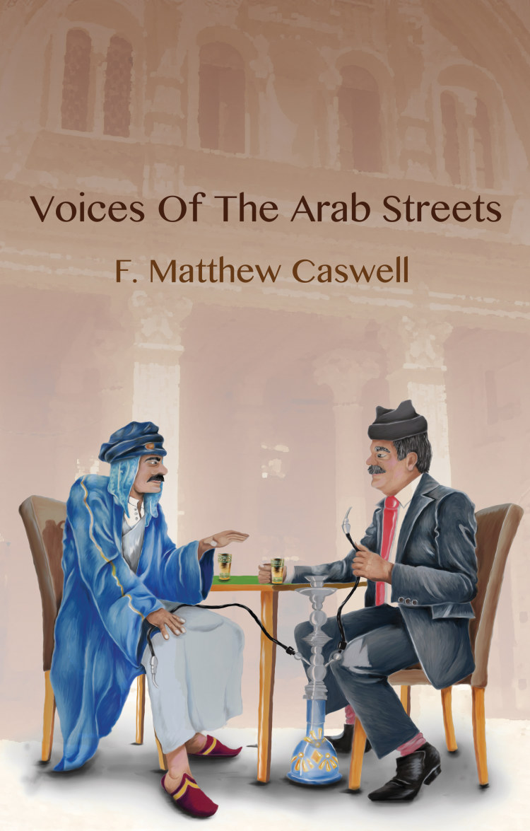 Troubador Voices of the Arab Streets