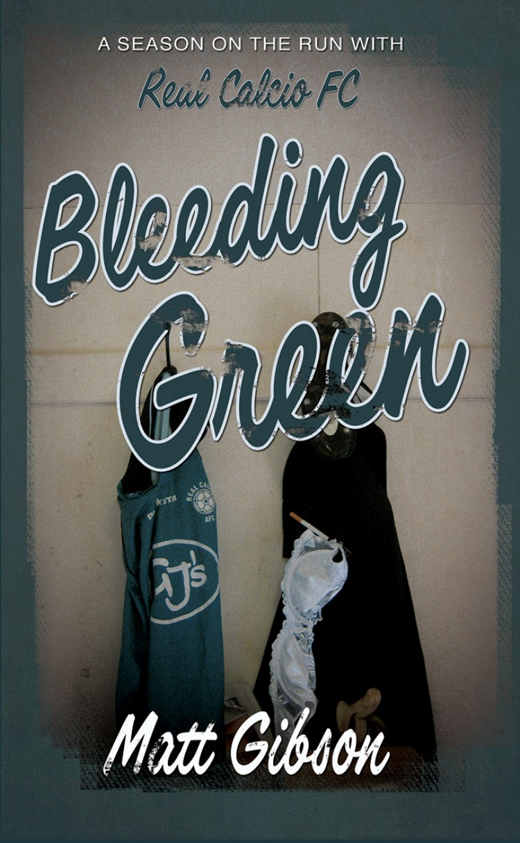 Troubador Bleeding Green