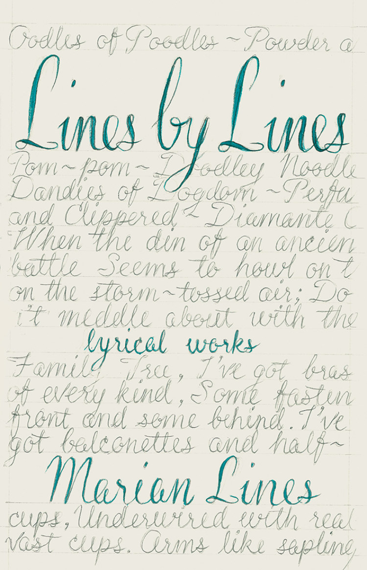 Troubador Lines by Lines