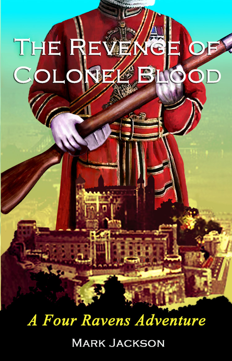 Troubador The Revenge of Colonel Blood