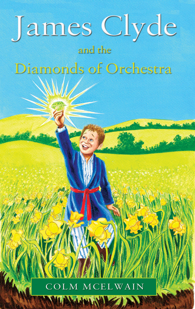 Troubador James Clyde and the Diamonds of Orchestra