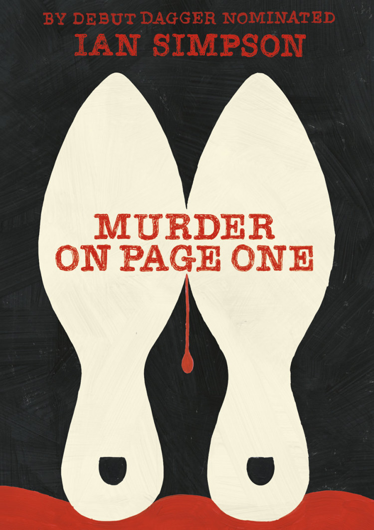 Troubador Murder on Page One