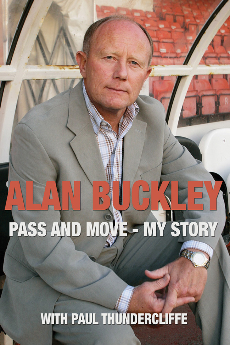 Troubador Alan Buckley: Pass and Move