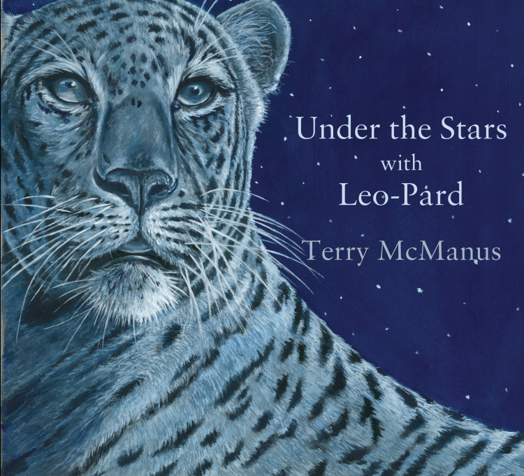 Troubador Under the Stars with Leo-Pard