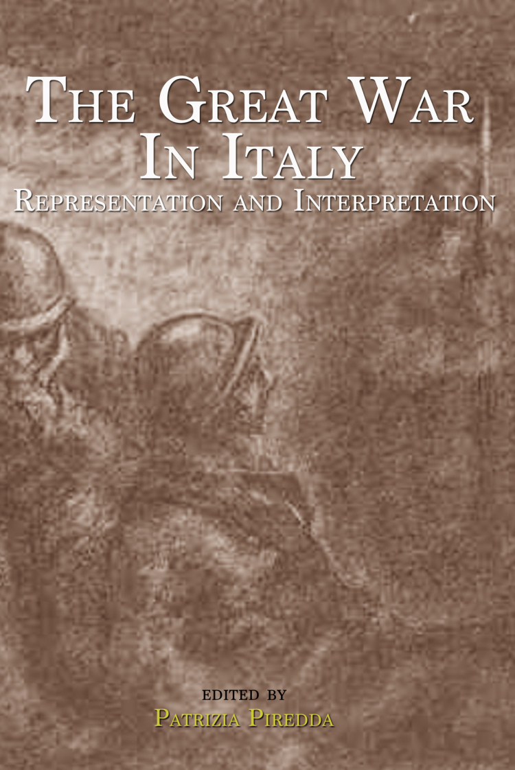 Troubador The Great War in Italy