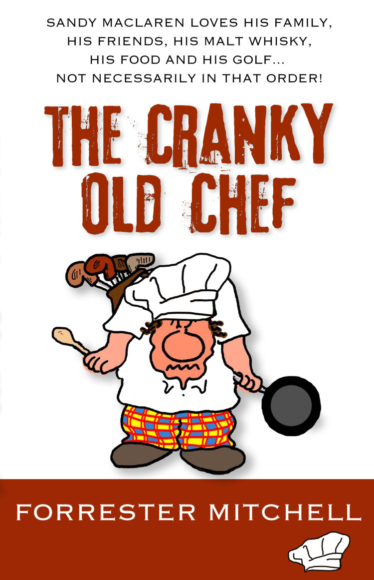 Troubador The Cranky Old Chef