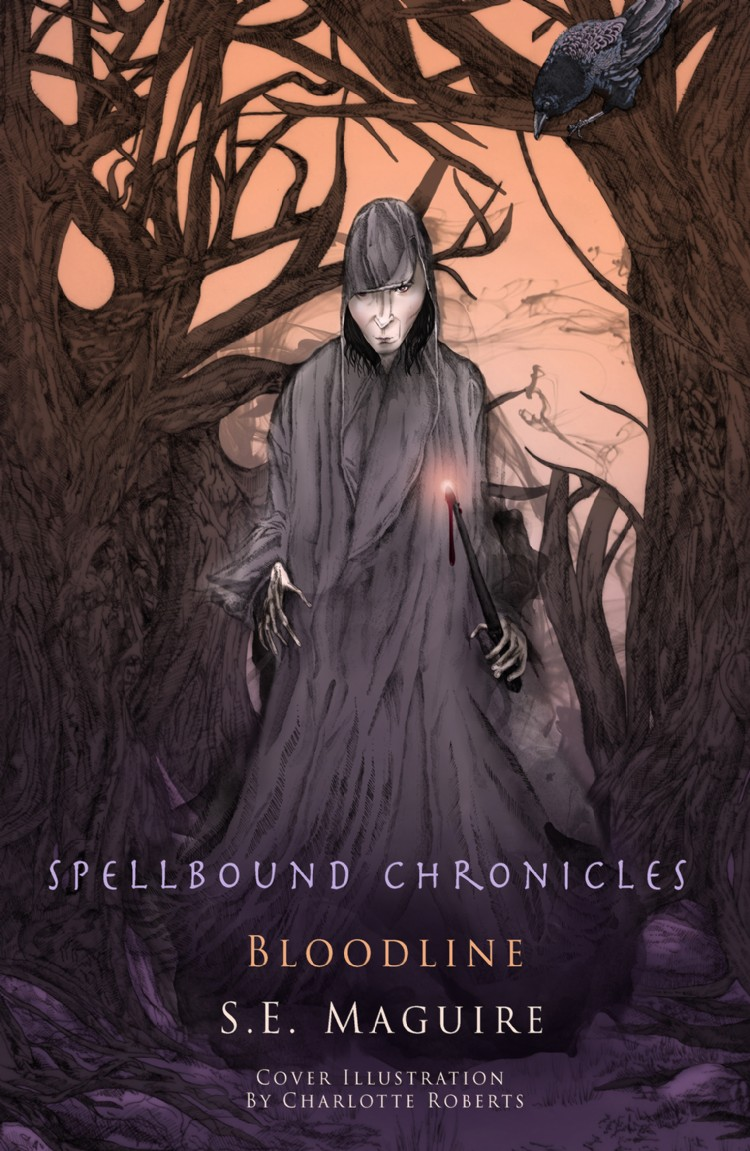 Troubador Spellbound Chronicles – Blood Line