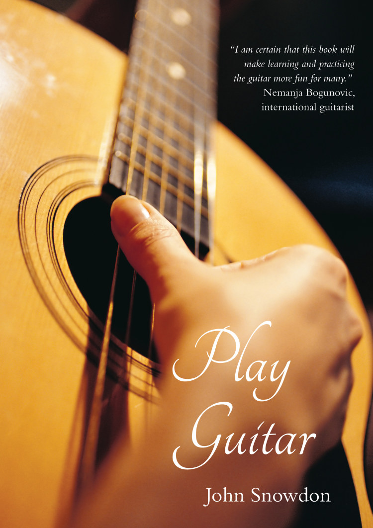 Troubador Play Guitar