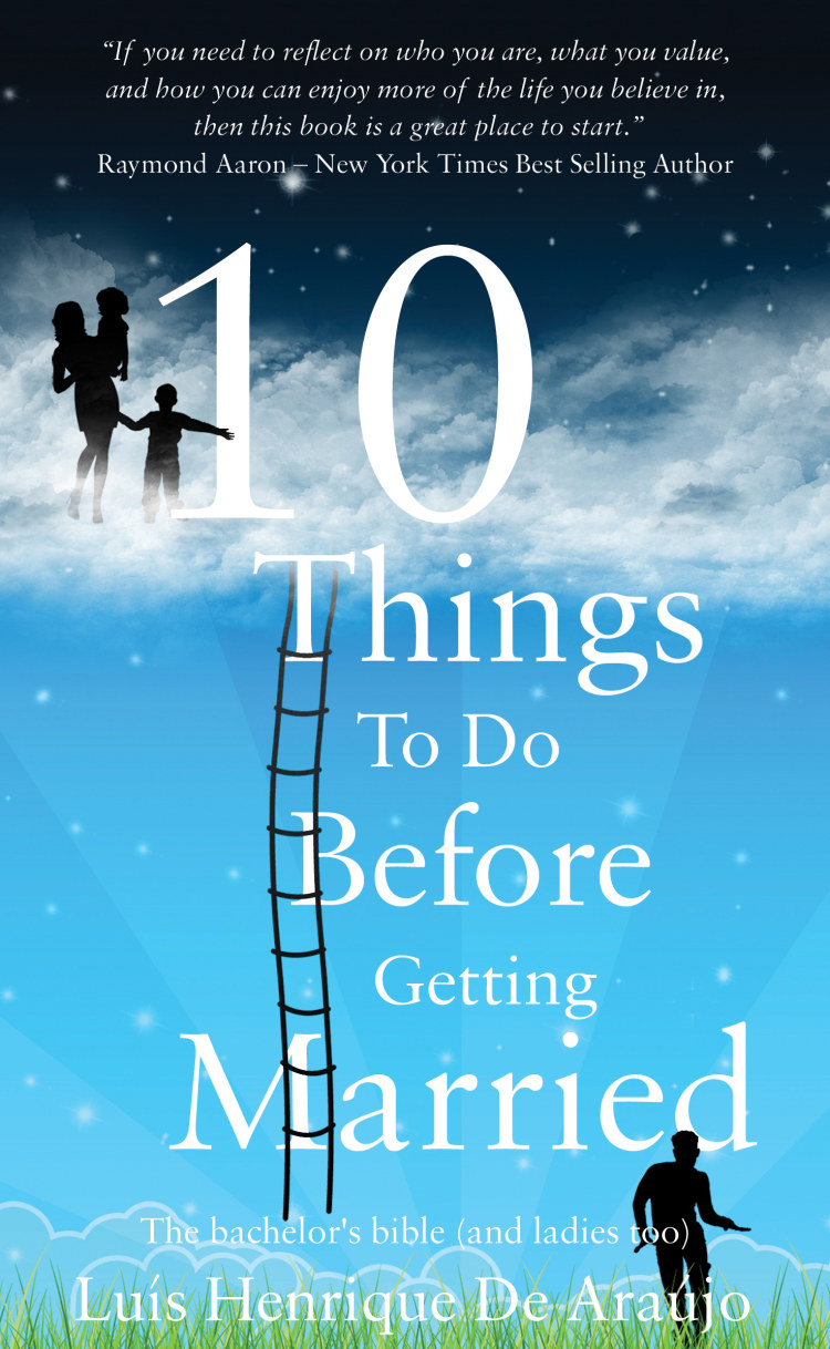 Troubador 10 Things to do before getting married