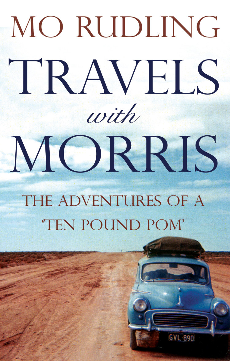 Troubador Travels with Morris