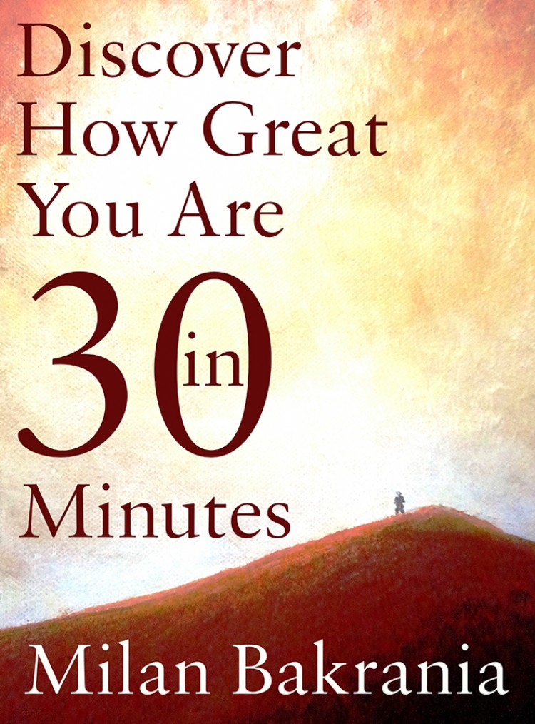 Troubador Discover How Great You Are in 30 Minutes