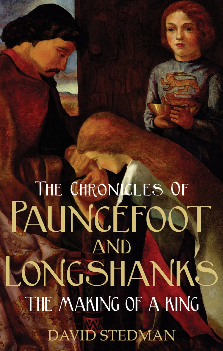 Troubador The Chronicles of Pauncefoot and Longshanks