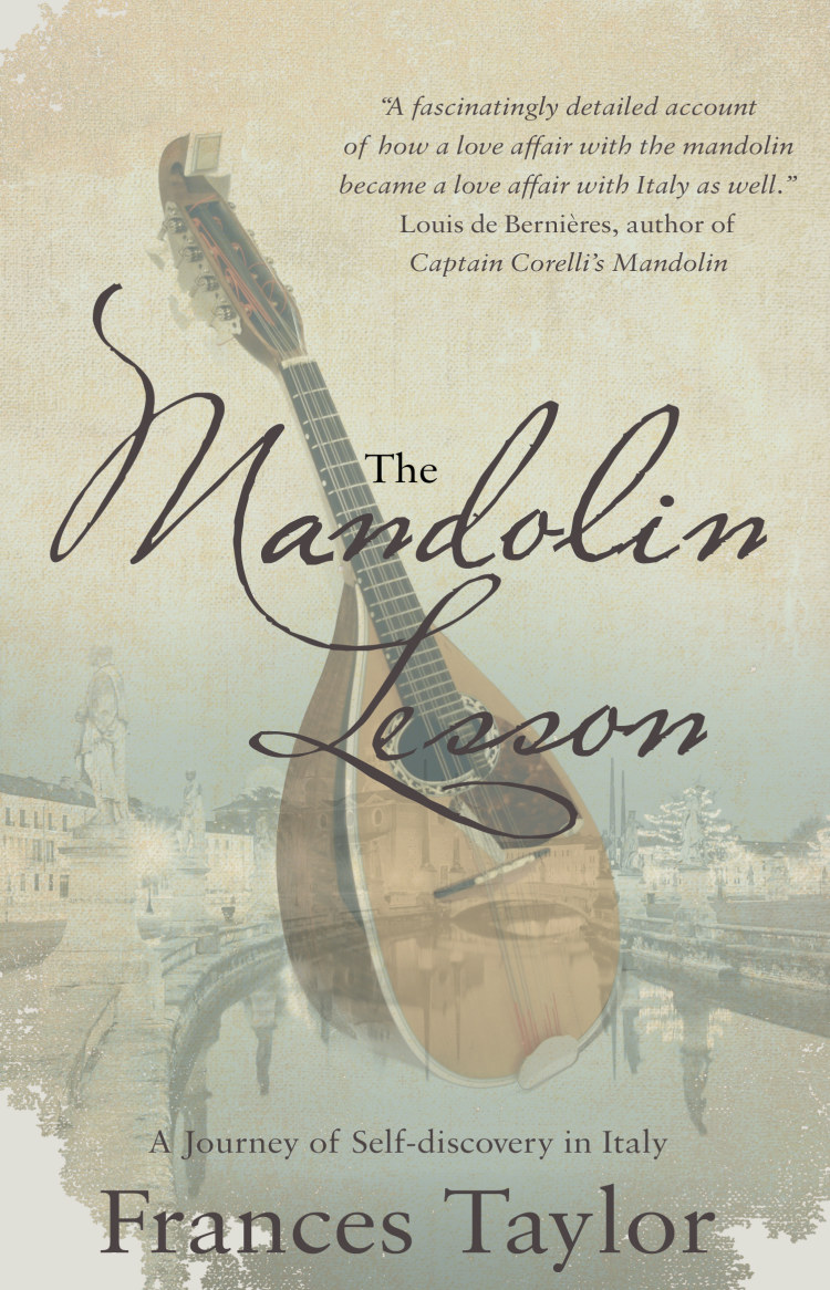 Troubador The Mandolin Lesson