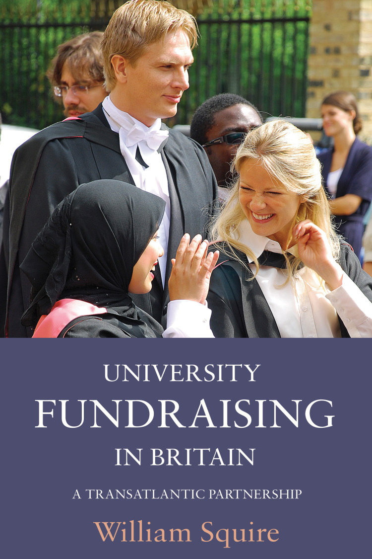 Troubador University Fundraising in Britain