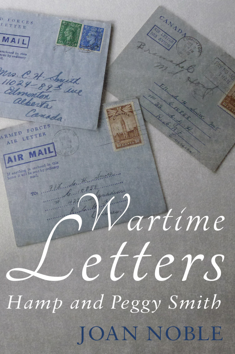 Troubador Wartime Letters: Hamp and Peggy Smith