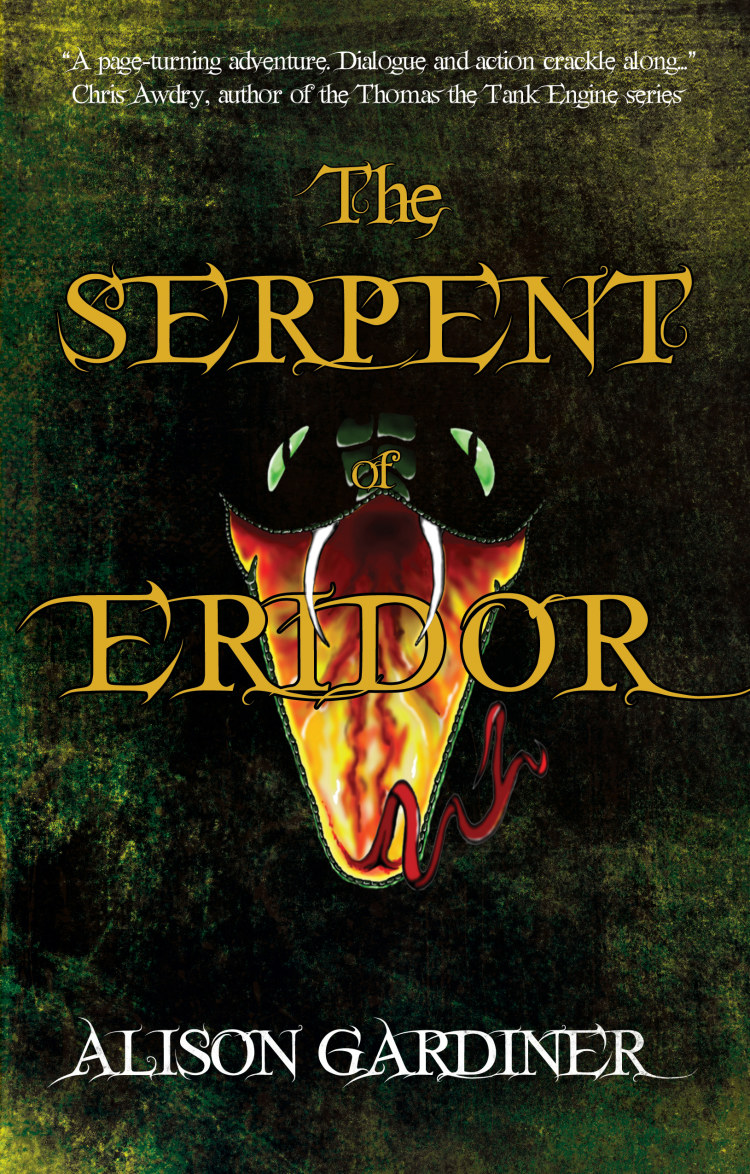 Troubador The Serpent of Eridor