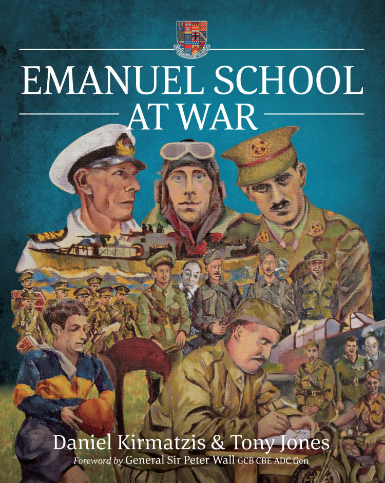 Troubador Emanuel School at War