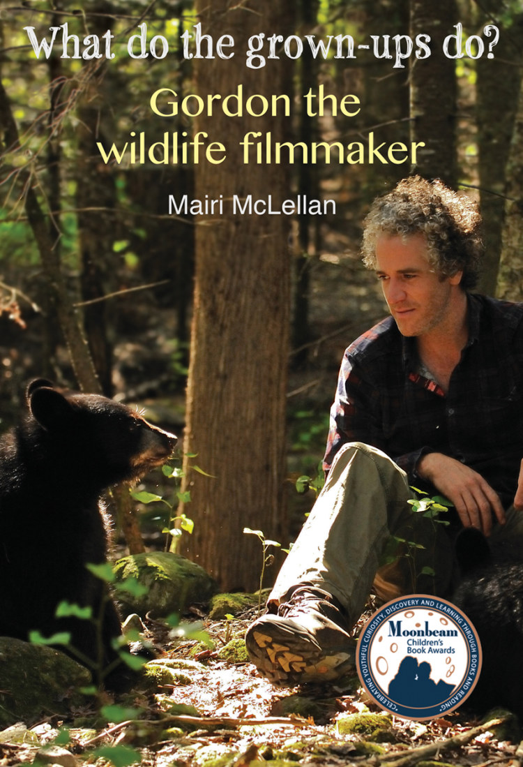 Troubador Gordon the Wildlife Filmmaker