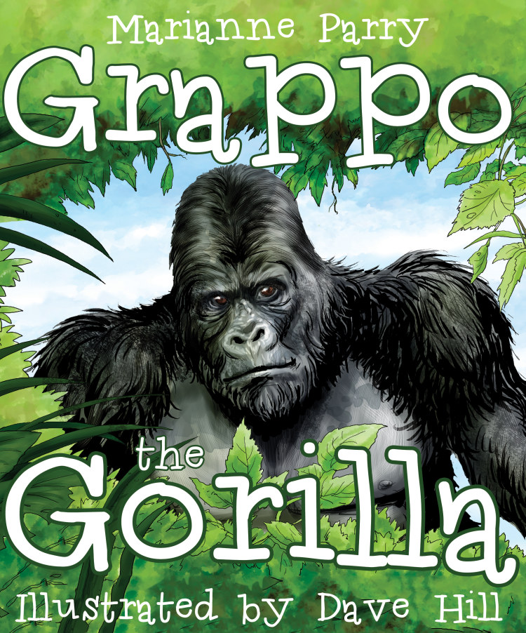 Troubador Grappo the Gorilla
