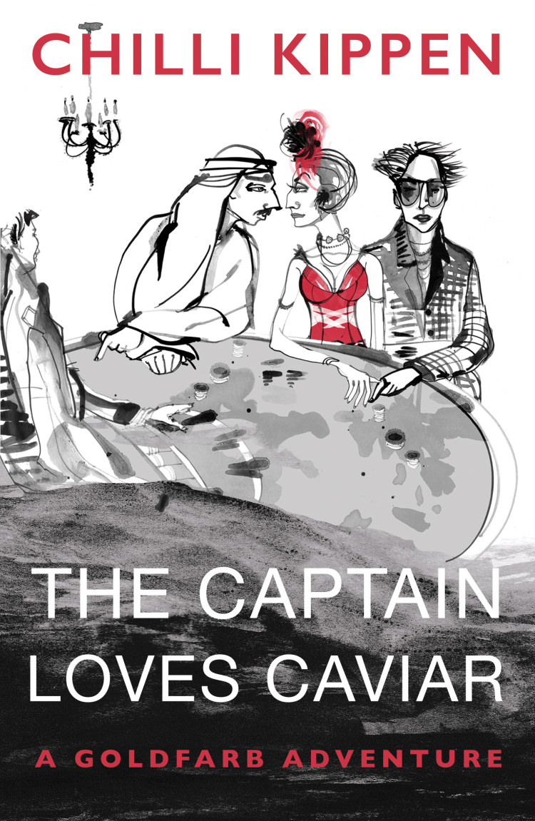 Troubador The Captain Loves Caviar