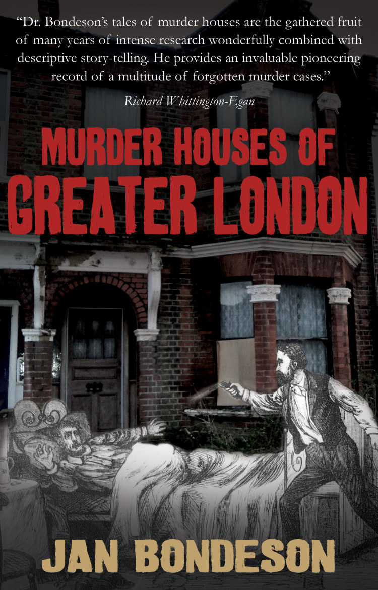 Troubador Murder Houses of Greater London