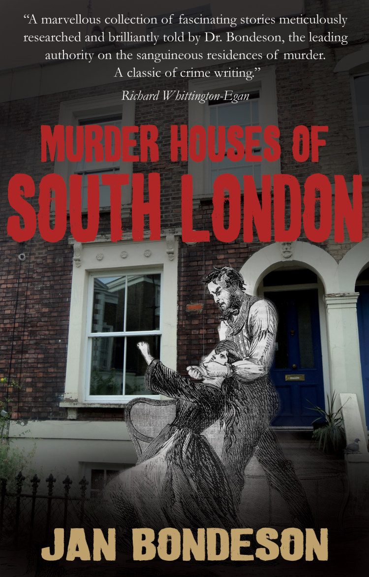 Troubador Murder Houses of South London