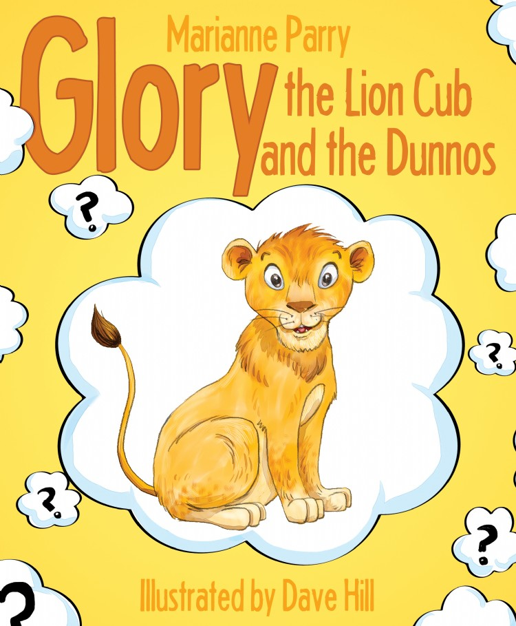 Troubador Glory the Lion Cub and the Dunnos