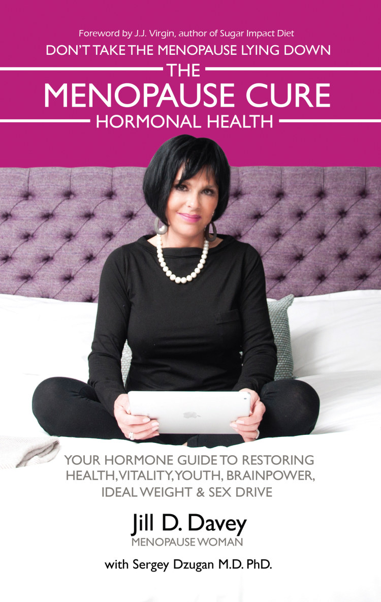Troubador The Menopause Cure and Hormonal Health