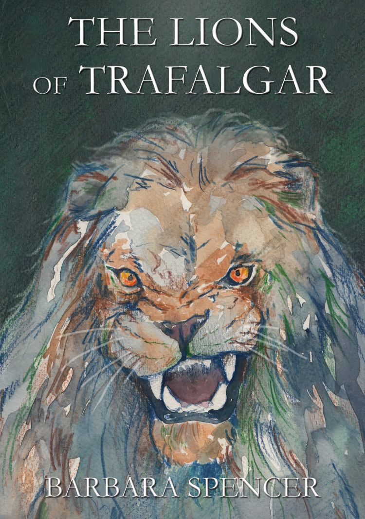 Troubador The Lions of Trafalgar