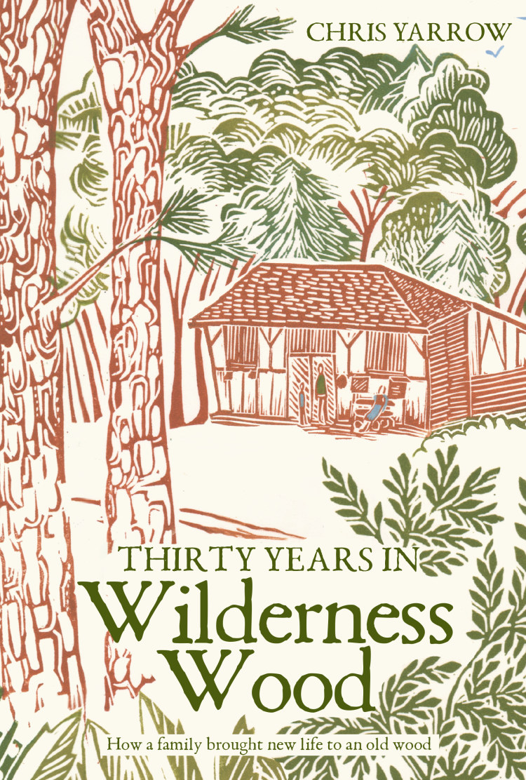 Troubador Thirty Years in Wilderness Wood