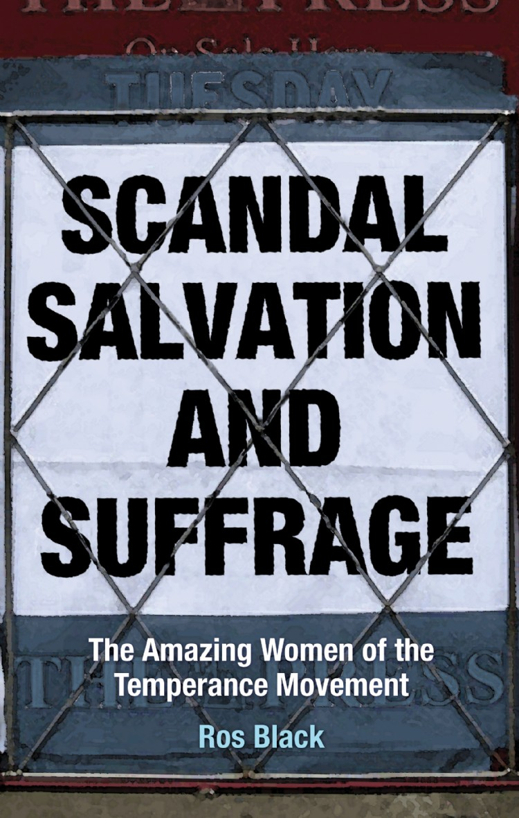 Troubador Scandal, Salvation and Suffrage