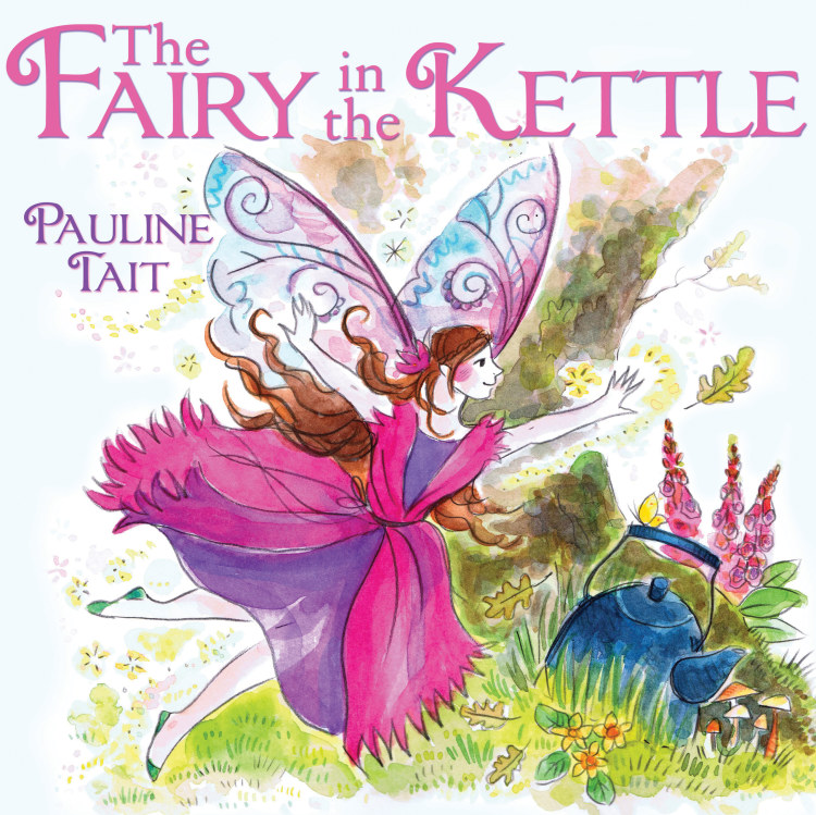 Troubador The Fairy in the Kettle