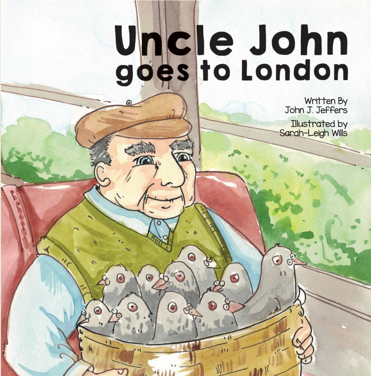 Troubador Uncle John Goes to London
