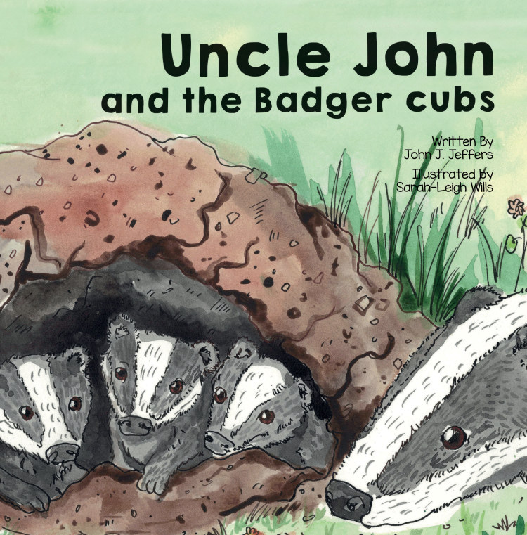 Troubador Uncle John and the Badger Cubs