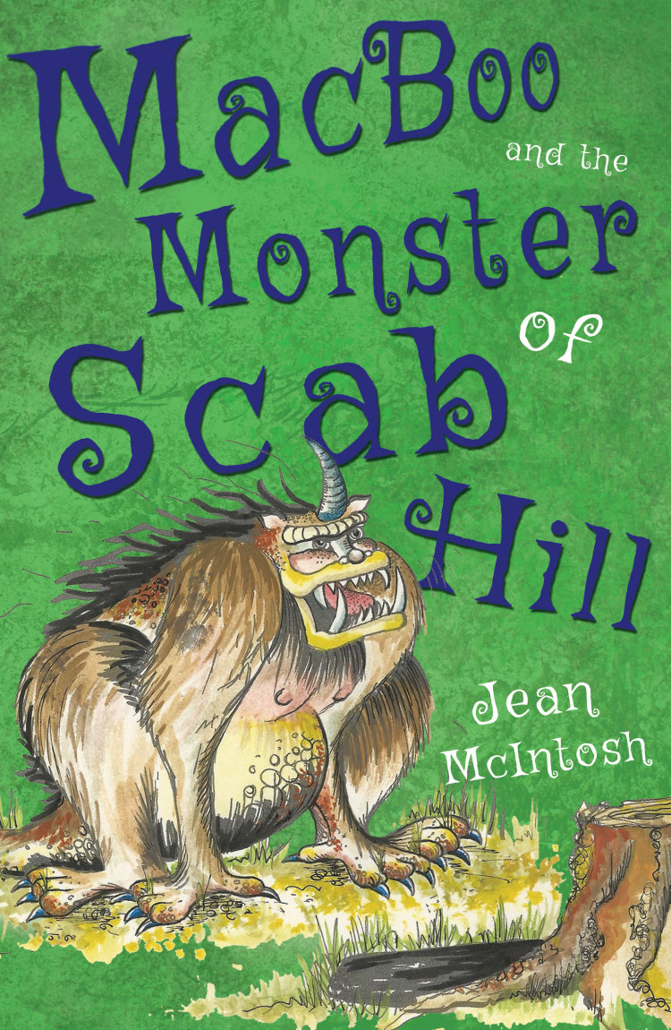 Troubador MacBoo and the Monster of Scab Hill