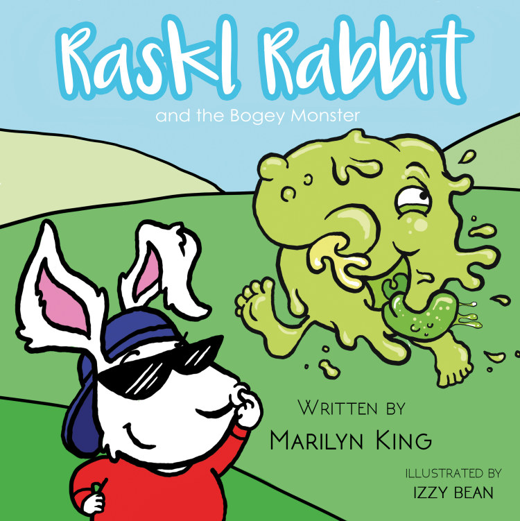 Troubador Raskl Rabbit and The Bogey Monster
