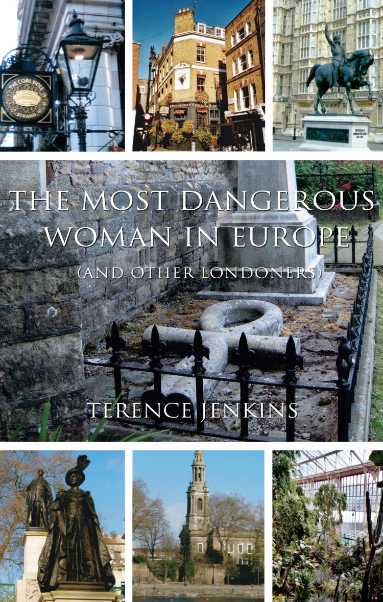 Troubador The Most Dangerous Woman in Europe