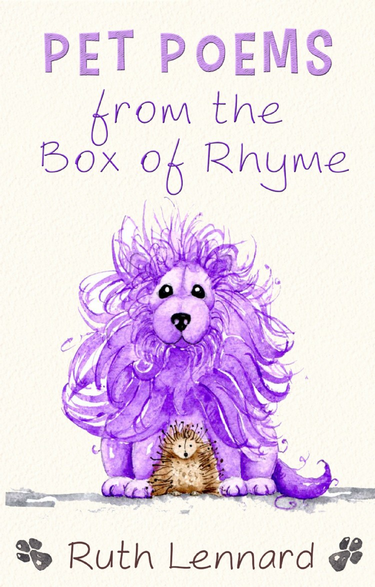 Troubador Pet Poems from the Box of Rhyme
