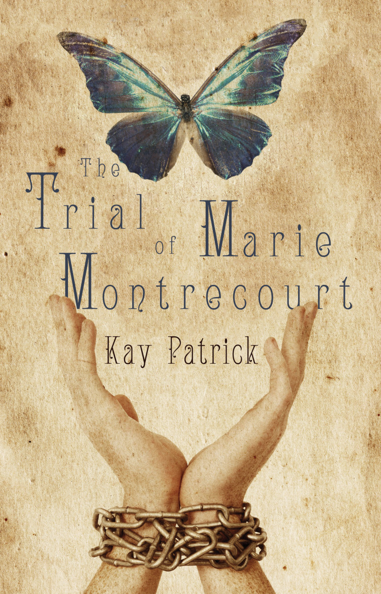 Troubador The Trial of Marie Montrecourt