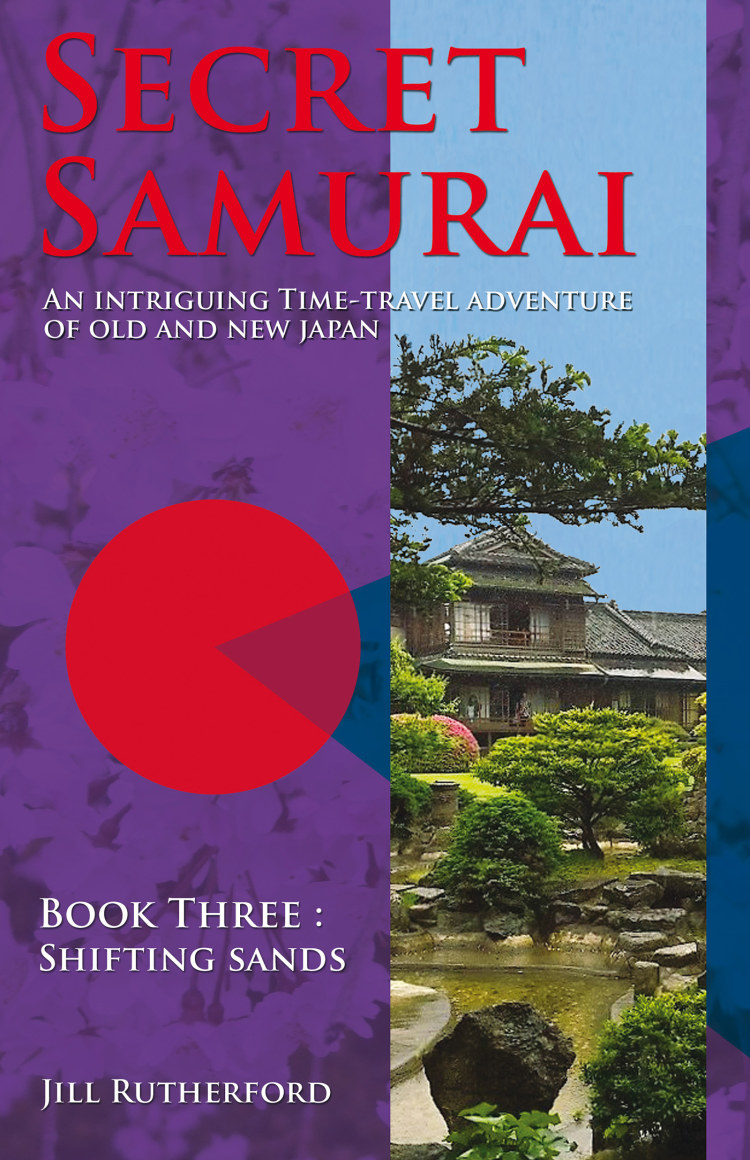 Troubador Secret Samurai Book Three: