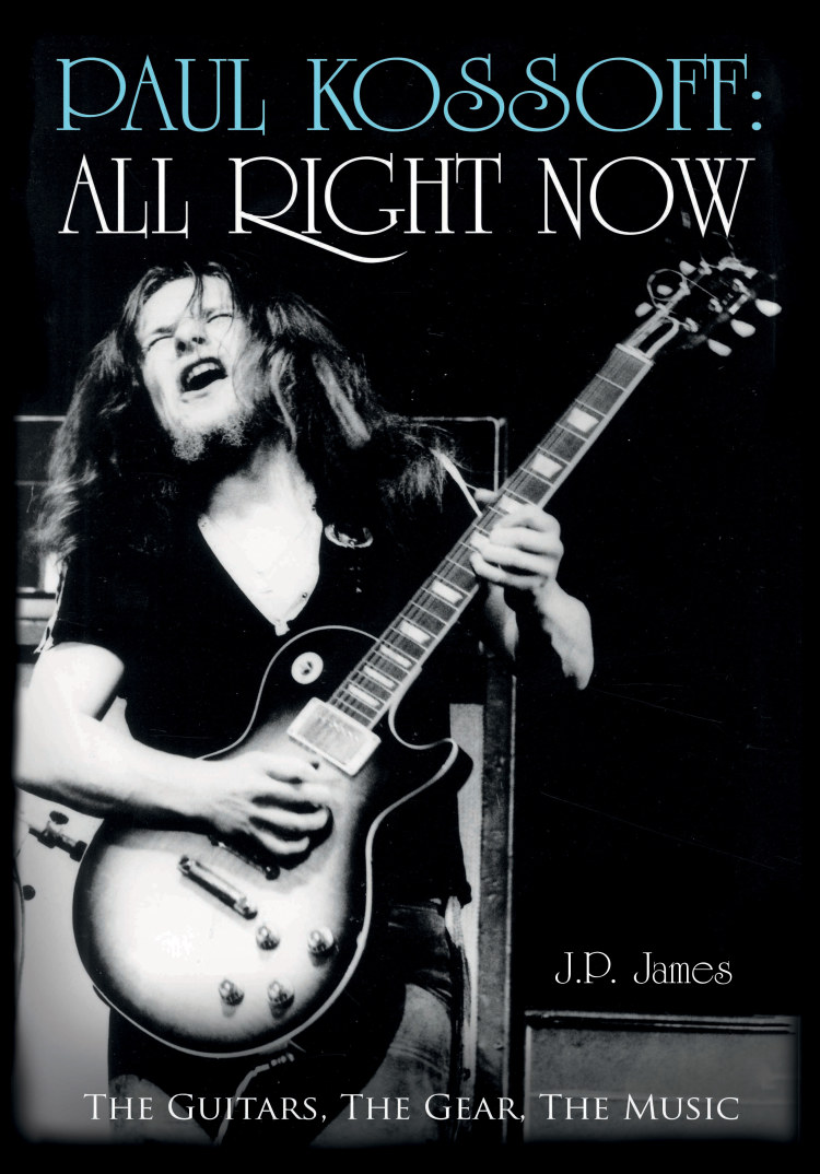 Troubador Paul Kossoff: All Right Now