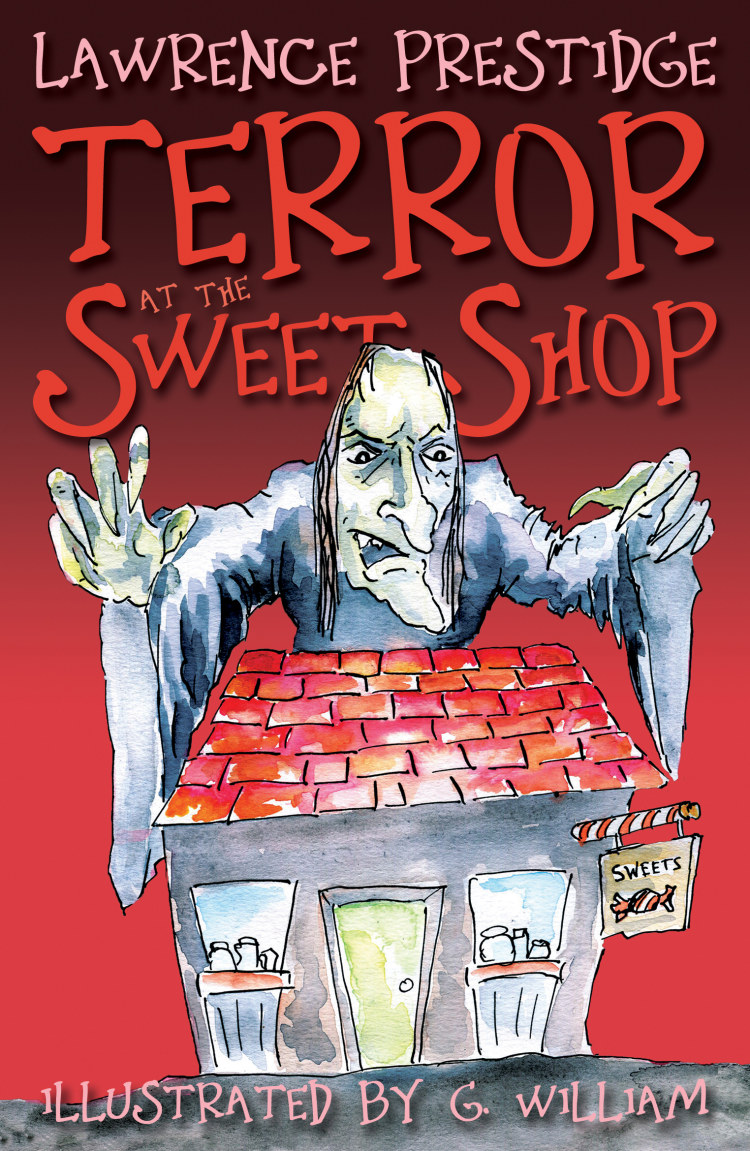 Troubador Terror at the Sweet Shop